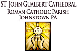 St John Gualbert Cathedral Parish Logo